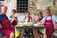 Tuscan cooking lessons in Chianti