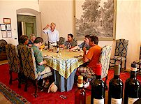 Winery tours in Tuscany